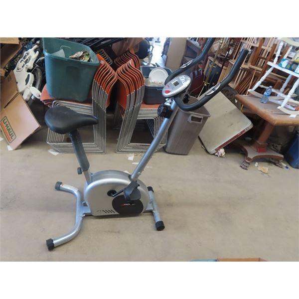 Advantage Fitness Exercise Bike- Mdl 388