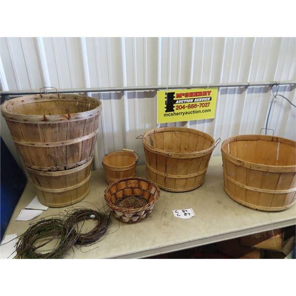 5 Bushel Basket Plus