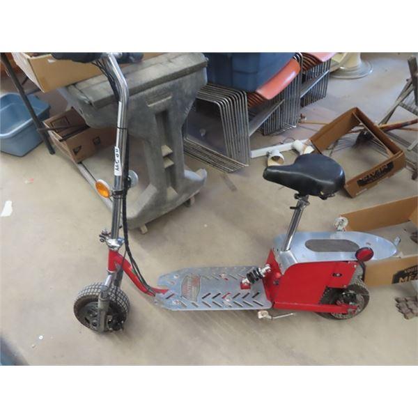 Panterra Battery Scooter