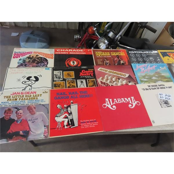 Approx 50 Records - Various Artists