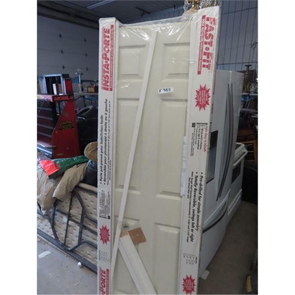 """(F) New Door 28"""" X 80"""""""