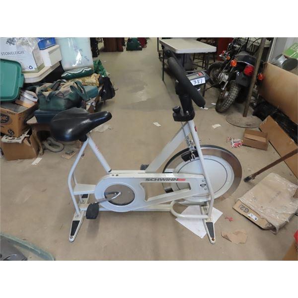 (F) Schwinn DX900 Exercise Bike