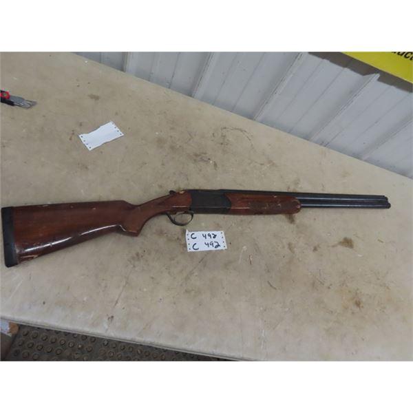 ER AMANTINA 12 GA Shotgun O/U - DEACTIVATED
