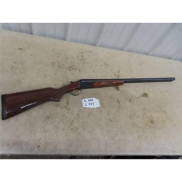 ER AMANTINO 12 GA DB S x S Shotgun- DEACTIVED