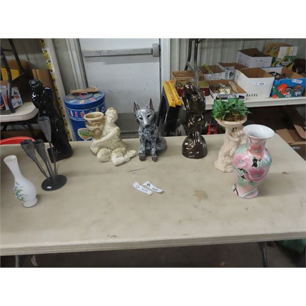 Vases & Ornaments