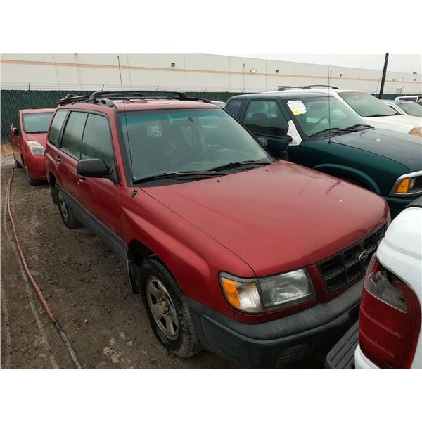 SUBARU FORESTER 1999 APP  DUP/T-DON