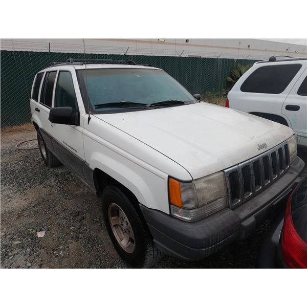 JEEP GR CHEROKEE 1998 L/S-DONATION