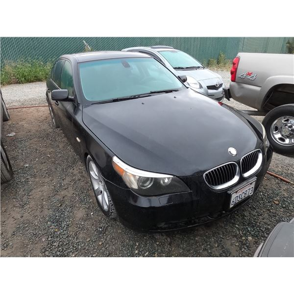 BMW 545I 2005 T