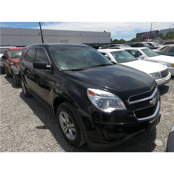 CHEVY EQUINOX 2014 O/S-TITLE