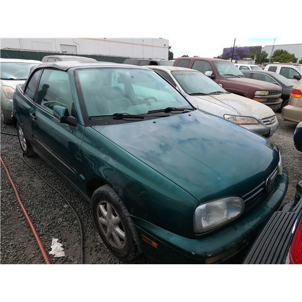 VW CABRIO 1997 APP  DUP/T-DON