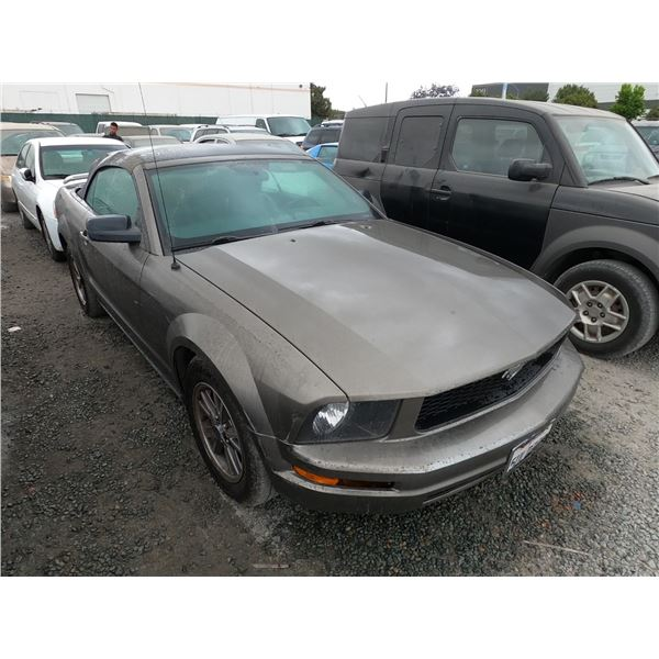 FORD MUSTANG 2005 APP  DUP/T-DON
