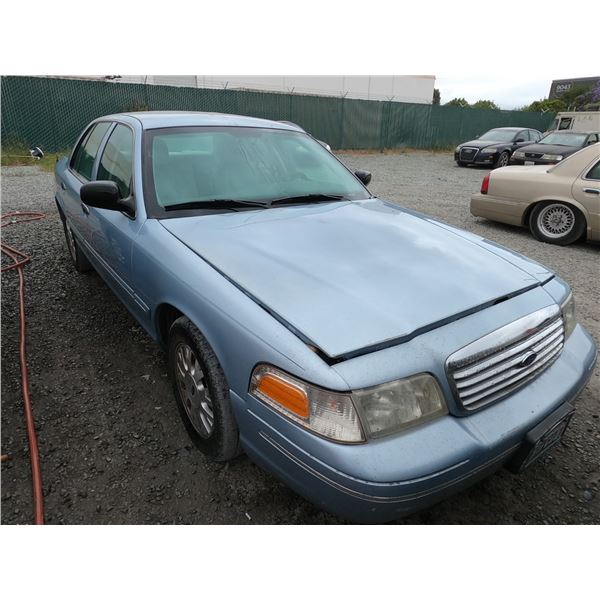 FORD CROWN VICTORIA 2005 T-DONATION