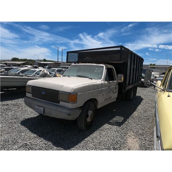 FORD F350 1989 T-DONATION