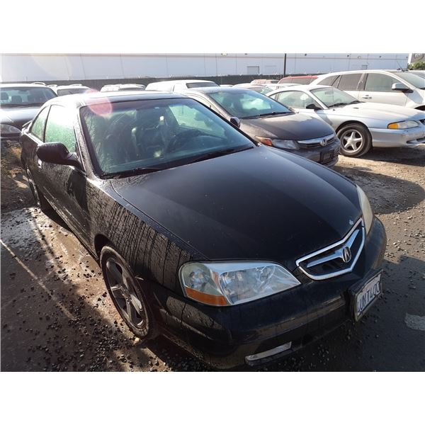ACURA CL 2001 T-DONATION