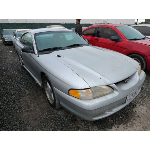 FORD MUSTANG 1998 T-DONATION