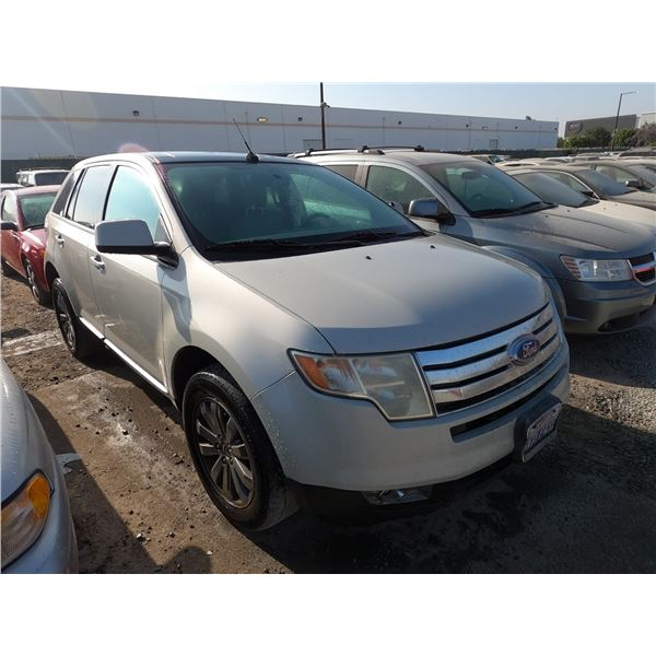 FORD EDGE 2007 T-DONATION