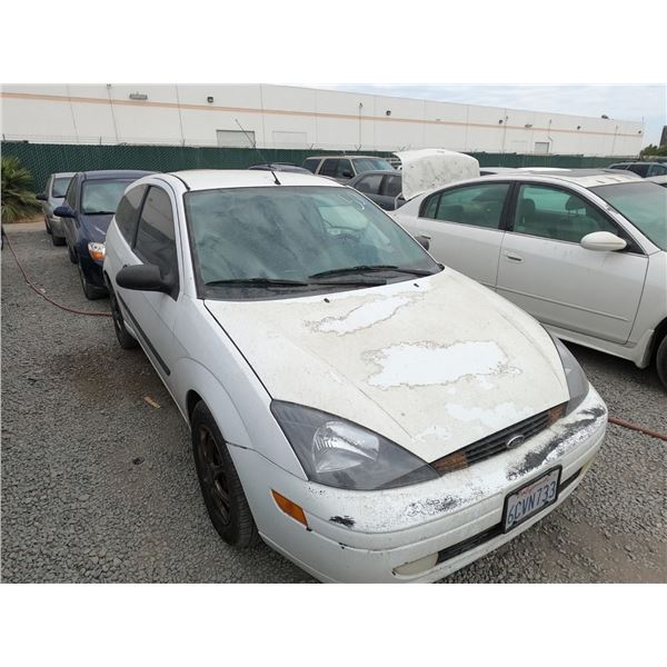 FORD FOCUS 2004 T-DONATION