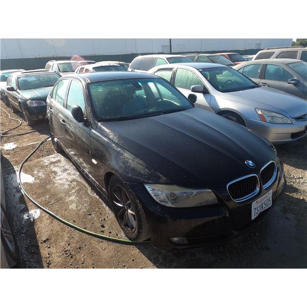 BMW 328I 2010 SALV T/DONATION