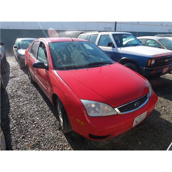 FORD FOCUS 2005 T-DONATION