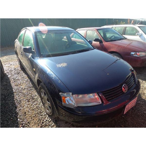 VW PASSAT 1999 APP  DUP/T-DON