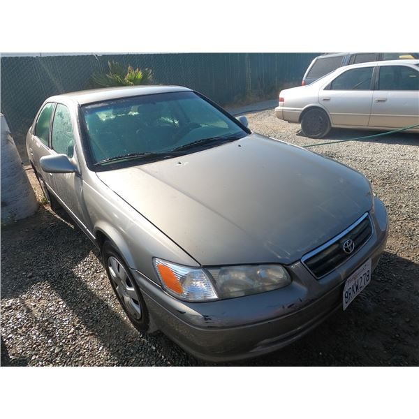 TOYOTA CAMRY 2001 APP  DUP/T-DON