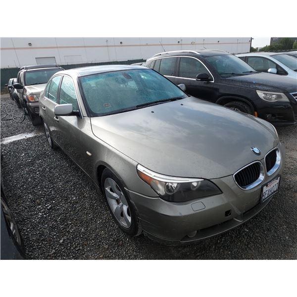 BMW 525I 2005 T