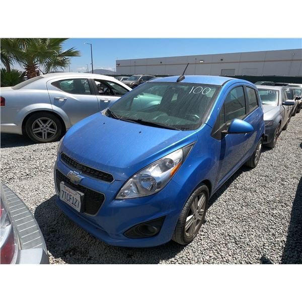 CHEVY SPARK 2015 T