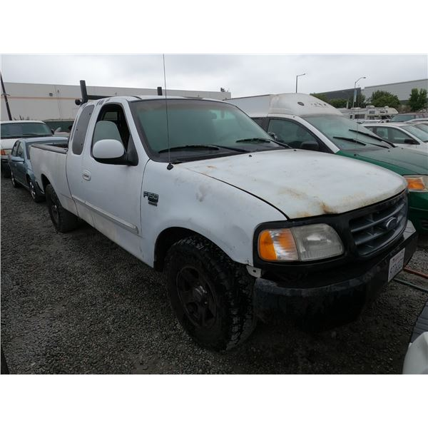 FORD F-150 2001 APP  DUP/T-DON