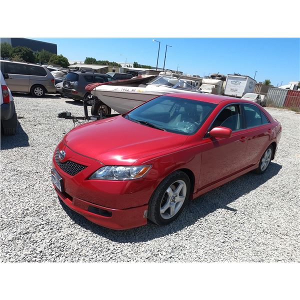 TOYOTA CAMRY 2008 O/S T-DONATION