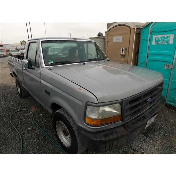 FORD F150 1993 T-DONATION