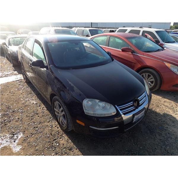VW JETTA 2005 T-DONATION