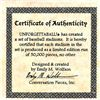 """Image 6 : Unforgettaball! """"Candlestick Park"""" Collectable Baseball"""