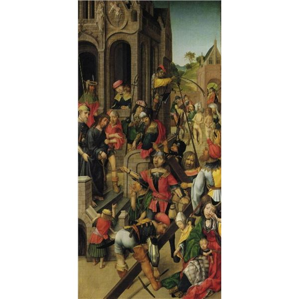Master of Delft - Passion of Christ