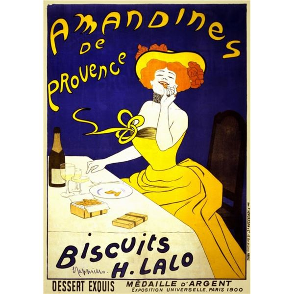 Leonette Cappiello - Amandines de Provence