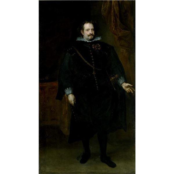 Van Dyck - Diego Felipe de Guzman