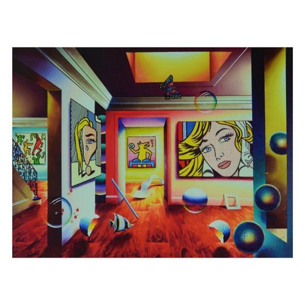 Pop Interior by Ferjo