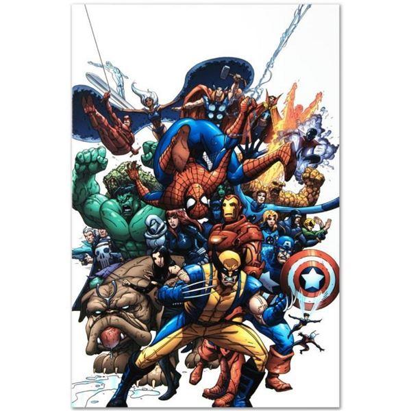 Marvel Team Up #1 by Marvel Comics