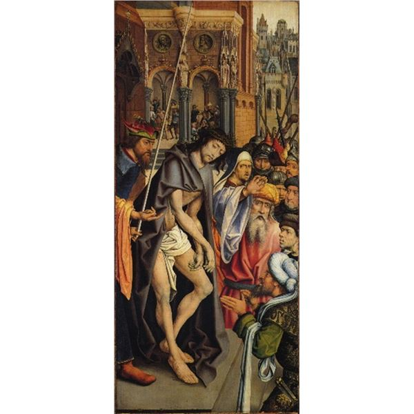 Hans Memling - Christ Presented to the People