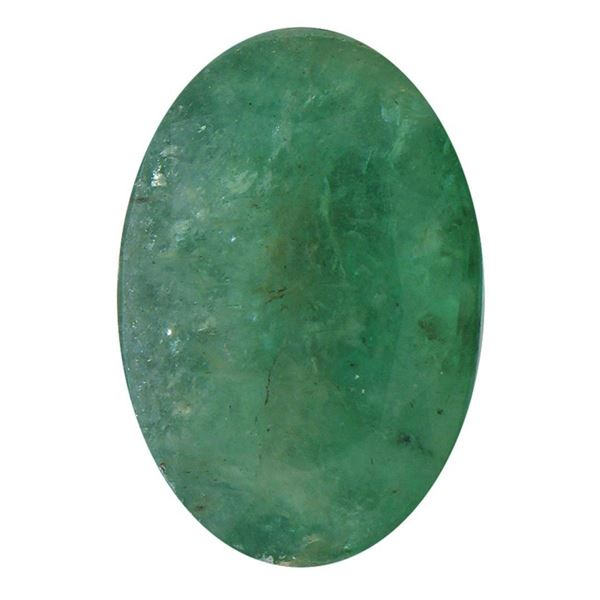 4.86 ctw Oval Emerald Parcel