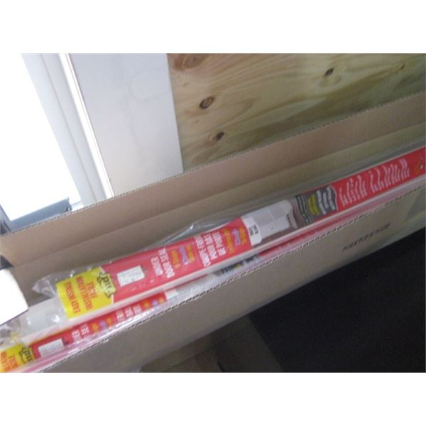 6PC MD UNDER DOOR SEAL USHAPED 36 INCH