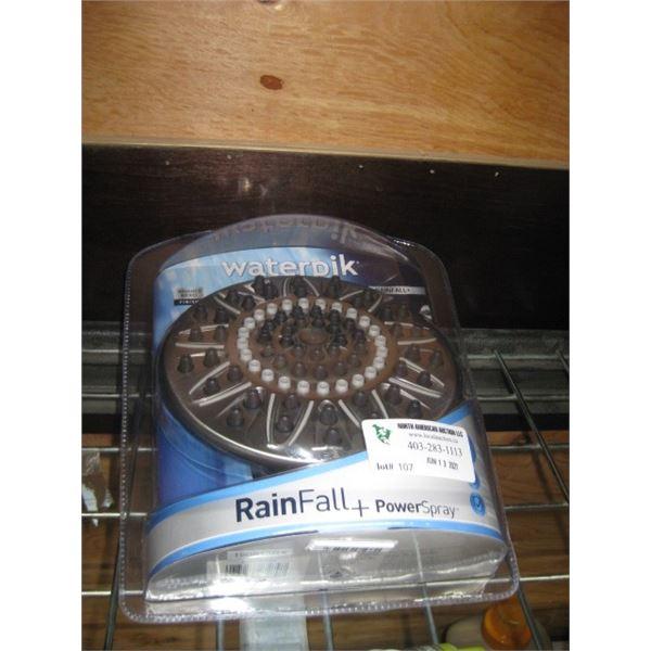 RAINFALL PLUS POWER SPRAY
