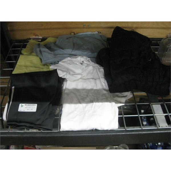 5PC ASSORTED COSTCO RETURN CLOTHING