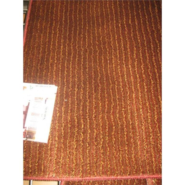 MOHAWK HOME PINSTRIPE 20X34 ACCENT RUG