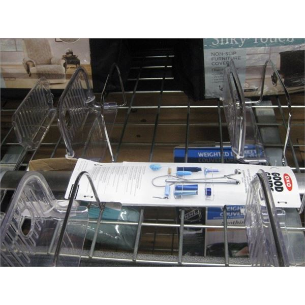 OXO GOOD GRIPS 3 TIER SHOWER CADDY