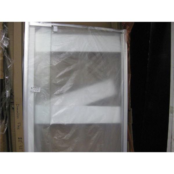 DREAMLINE FLEX 1001038419 28-32 X 72 INCH SHOWER DOOR