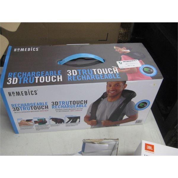 HOMEDICS 3D TRU TOUCH MASSAGER