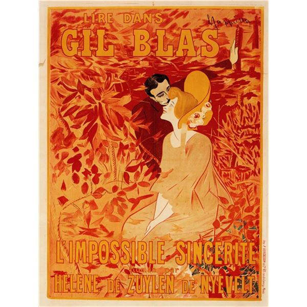 Anonymous - Lire Dans Gil Blas