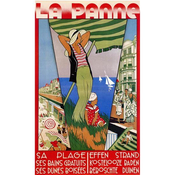 Constant Nortier - La Panne