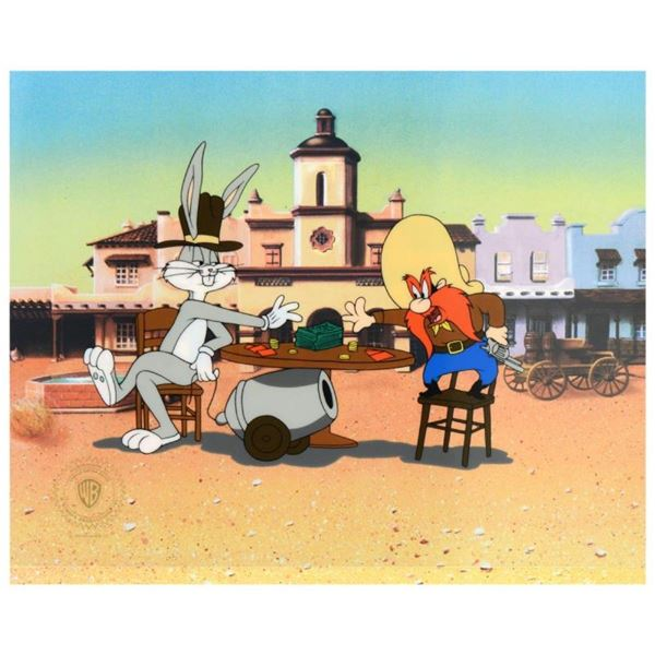 Loaded Hands by Looney Tunes