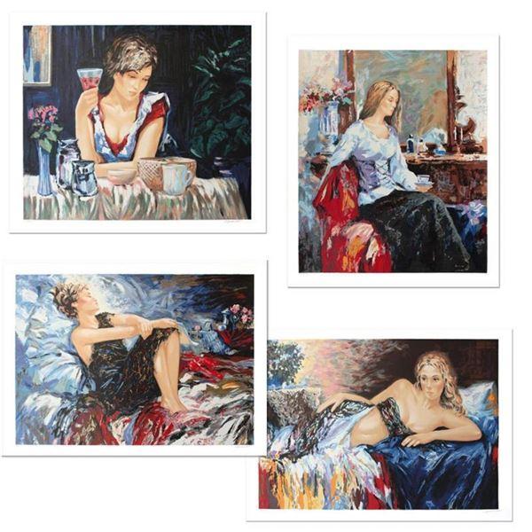 4 Piece Set by Ignatenko, Sergey
